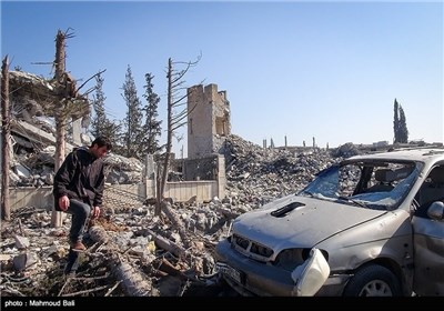 Syria's Kobane after Liberation from ISIL Siege