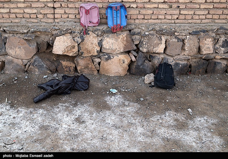 Schools in underdeveloped rural Iran - IN PHOTOS