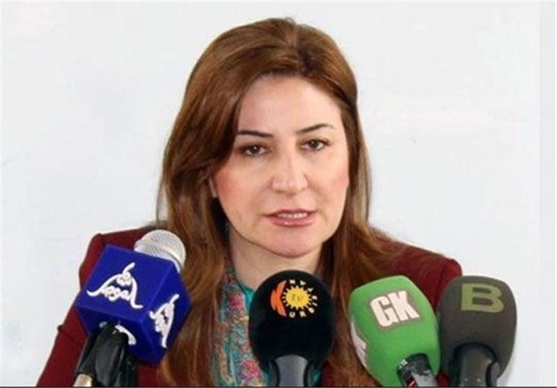"""نائبة ایزدیة فی البرلمان العراقی تصف النجیفی بـ """"الجبان"""" و""""المتجاوز"""""""