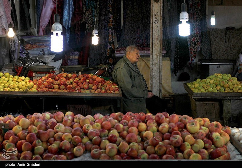 قیمت عمده فروشی 60 قلم میوه و صیفی در تهران + سند