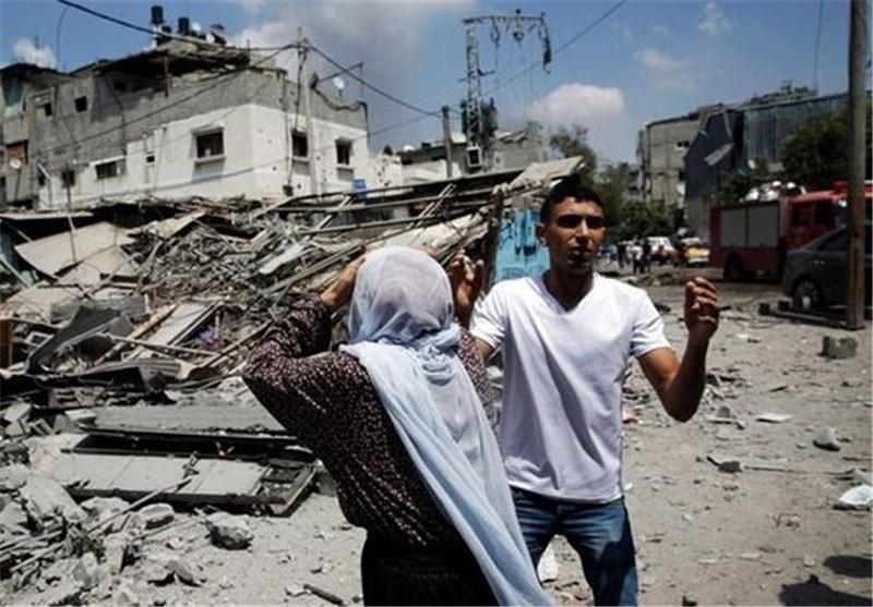 منظمة حقوقیة «اسرائیلیة» تتهم العدو الصهیونی بارتکاب جرائم حرب ضد المدنیین فی غزة