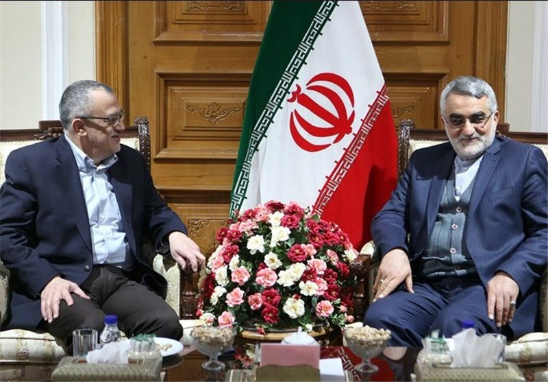 MP Reaffirms Iran's Support for Anti-Israeli Resistance Front