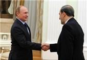 ملاقات 1.5ساعته ولایتی با پوتین/ ابلاغ پیام روحانی به رئیسجمهور روسیه + عکس