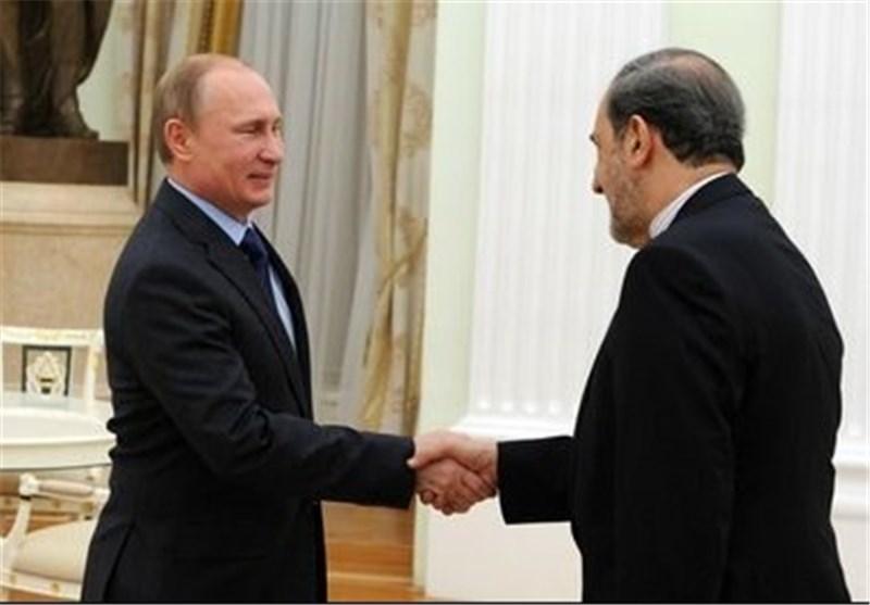Special Representative Passes on Iran President's Message to Putin