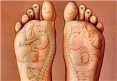 «ماساژ کف پا» راهکاری برای کاهش اورژانسی فشار خون