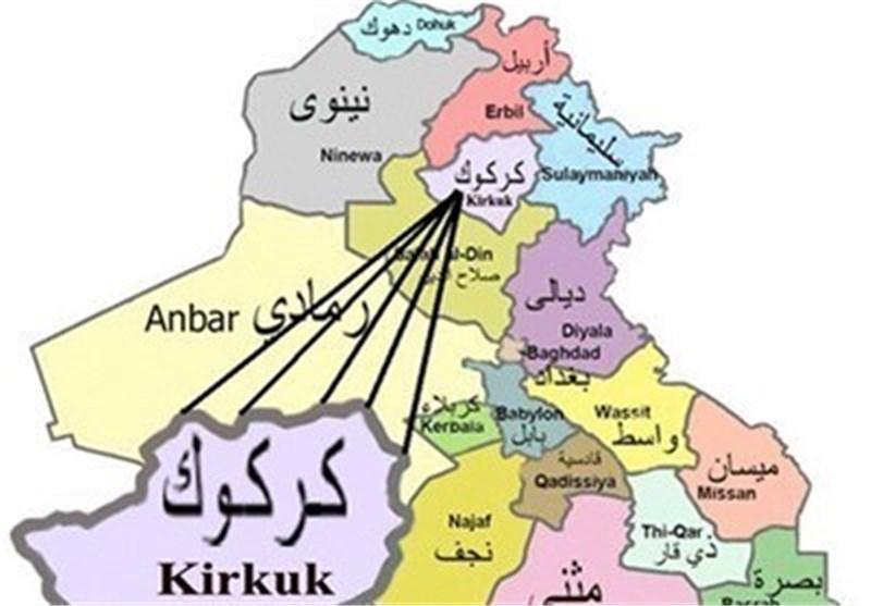 آخر تطورات مدینة کرکوک بعد تعرضها لهجوم واسع النطاق من 4 محاور لعصابة داعش الارهابیة