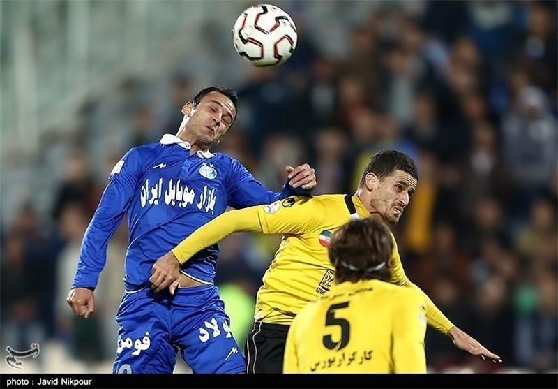 Iran Professional League: Esteghlal Defeats Sepahan, Persepolis Loses