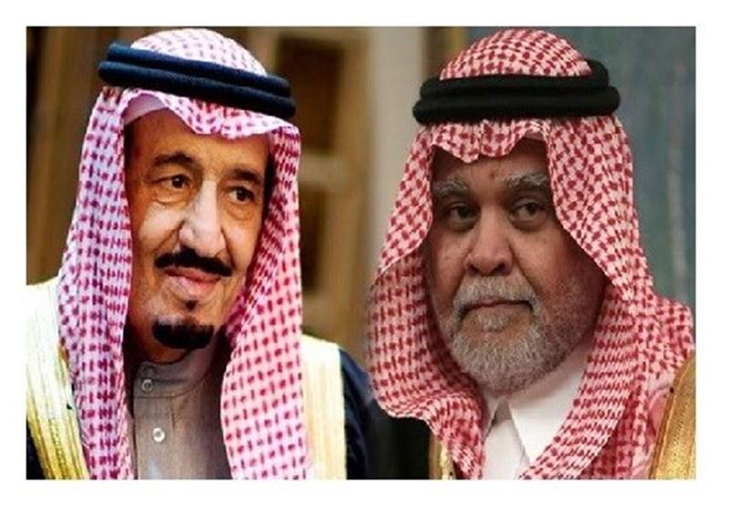 سلمان ینقلب على اسلافه بعزل العدید من افراد الاسرة السعودیة ابرزهم بندر بن سلطان