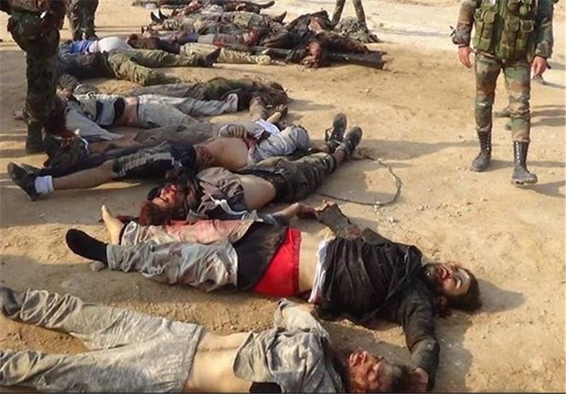 سقوط 50 قتیل وعشرات الجرحى لألویة صقور الشام خلال معارک مع الجیش السوری بریف إدلب