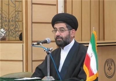 سیدمحمدشریف حسینی کوهستانی مدیر کل تبلیغات اسلامی استان یزد