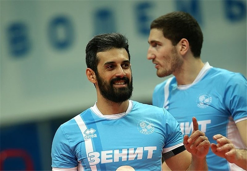 Saeid Marouf Is Free Agent at End of Season: Report