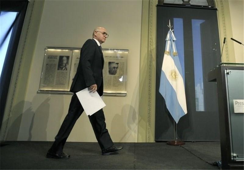 الأرجنتین: لن نتخلى عن الاعتراف بفلسطین کدولة مستقلة