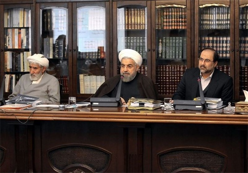 "Rouhani Raps ISIL ""Barbaric"" Crimes"