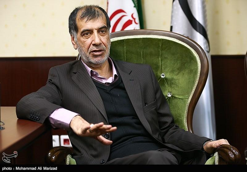 نشست خبری محمد رضا باهنر در خبرگزاری تسنیم