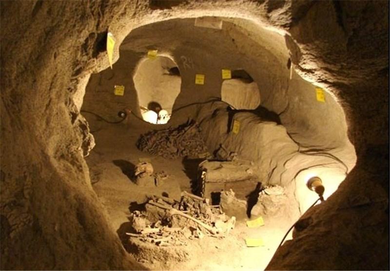 İran'da 2000 Yıllık Şehir Bulundu