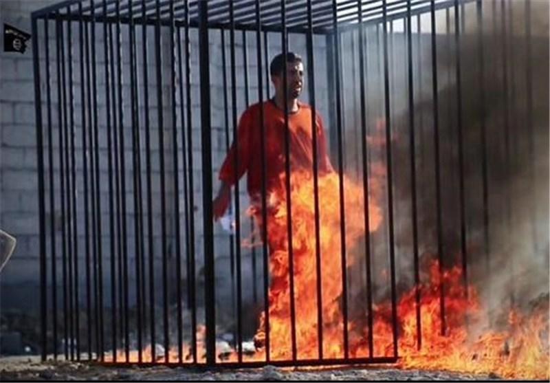 ناگفتههای زنده سوزاندن خلبان اسیر اردنی