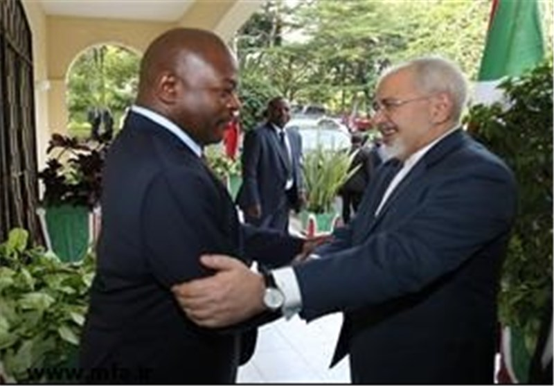 Iran after Investment in Burundi