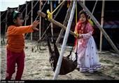 کرمانشاه| جشنواره فرهنگی و هنری عشایر در سرپلذهاب کار خود را آغاز کرد