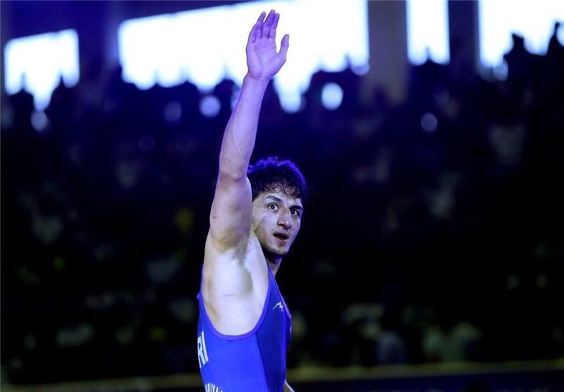 Iran's Soryan Still No.1 in Greco-Roman World Rankings