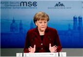 Merkel Says Wants Good Partnership with Britain after Brexit