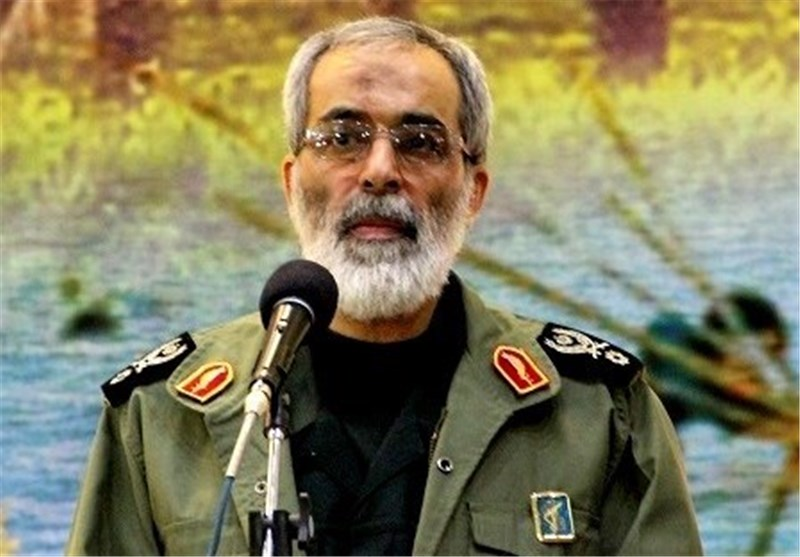 No Secrecy in Developing Iran's Missile Program: IRGC Official