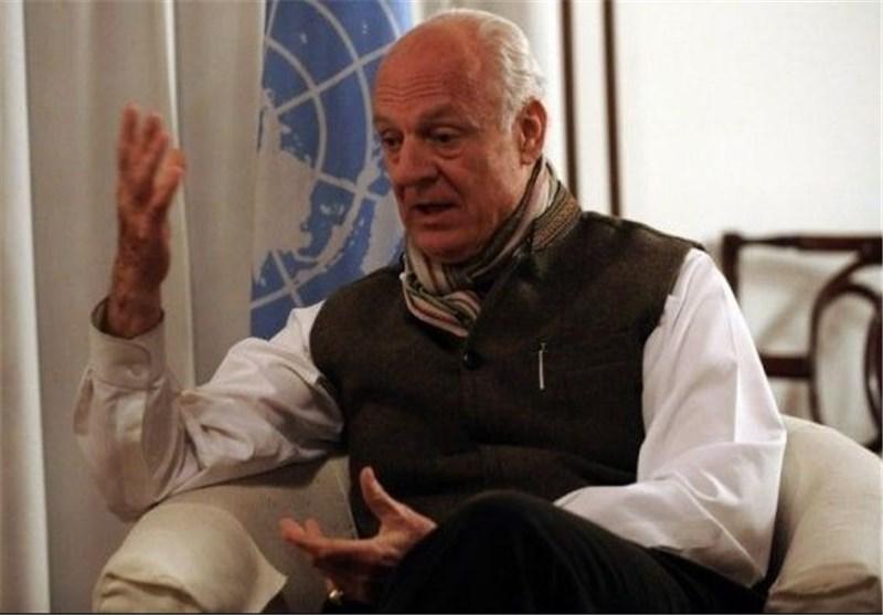 دی میستورا یقیّم عالیاً «منتدى موسکو» ویصل إلى دمشق الیوم