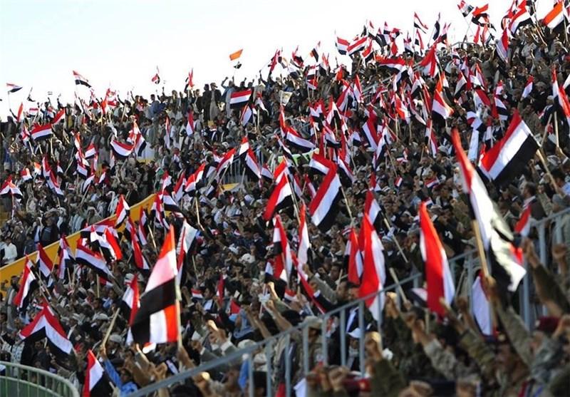 مهرجانات واحتفالات فی الیمن ابتهاجا بانتصار الارادة الشعبیة +صور