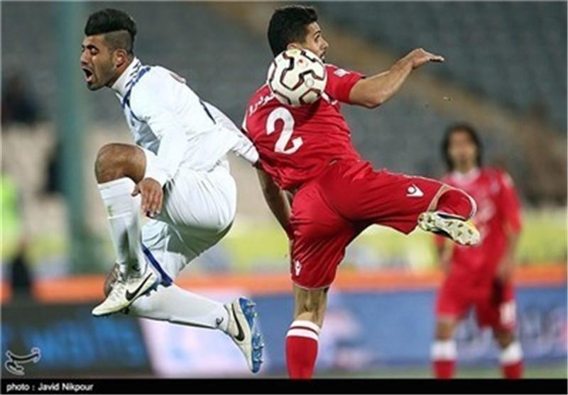 Persepolis Edges Padideh in Mashhad in IPL