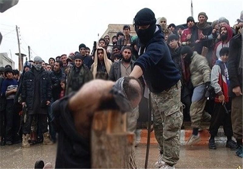 داعش قطع رأس