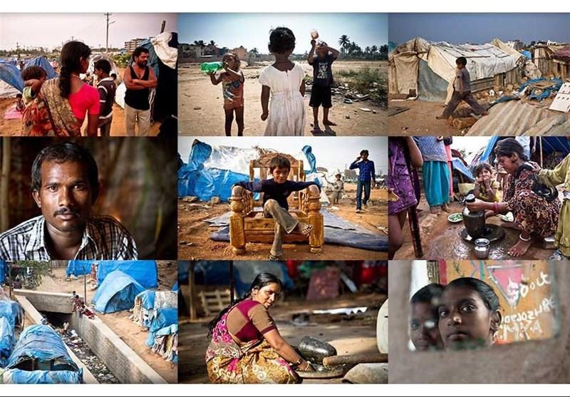 هند؛ جایی برای یک سوم فقرای جهان + تصاویر