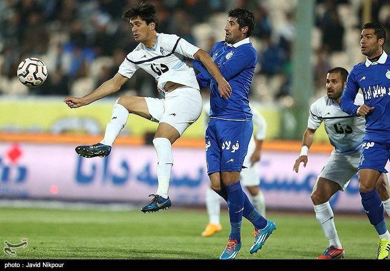 Esteqlal vs. Peykan soccer match - IN PHOTOS