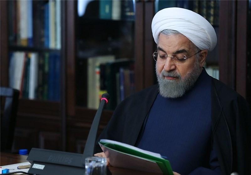 متن کامل نامه روحانی برای معرفی 4 وزیر پیشنهادی