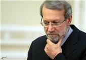 پیام تسلیت لاریجانی به محمود و داود احمدینژاد