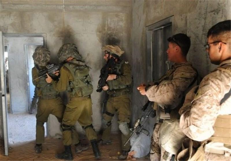 قوات الاحتلال الصهیونی تجری مناورات تشابه التی سبقت العدوان على غزة ولبنان