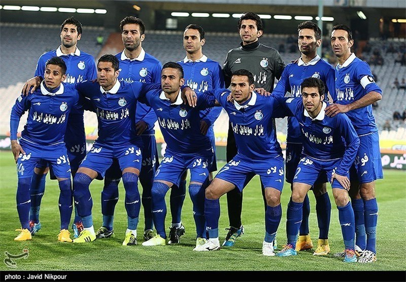 Esteghlal Moves Provisionally Top of Iran Professional League