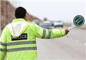ترافیک روان در محورهای مواصلاتی استان سمنان