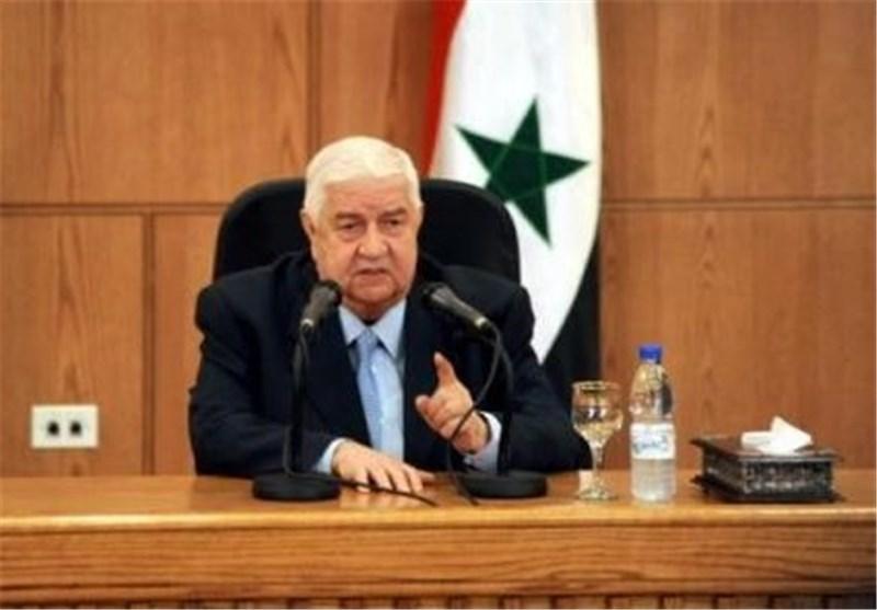 وزیر الخارجیة السوری: لایوجد تعاون مع الأردن لمکافحة الإرهاب