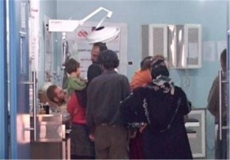 داعشی فی مشفى صهیونی