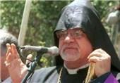 Armenian Archbishop of Tehran Congratulates Iranians on Anniversary of Islamic Revolution