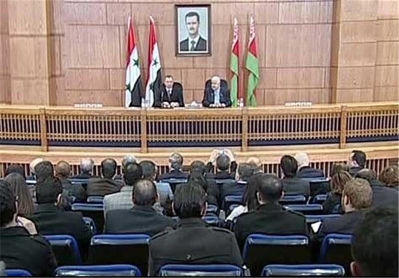 وزیر خارجیة بیلا روسیا: نؤکد دعم سوریا فی مکافحة الإرهاب