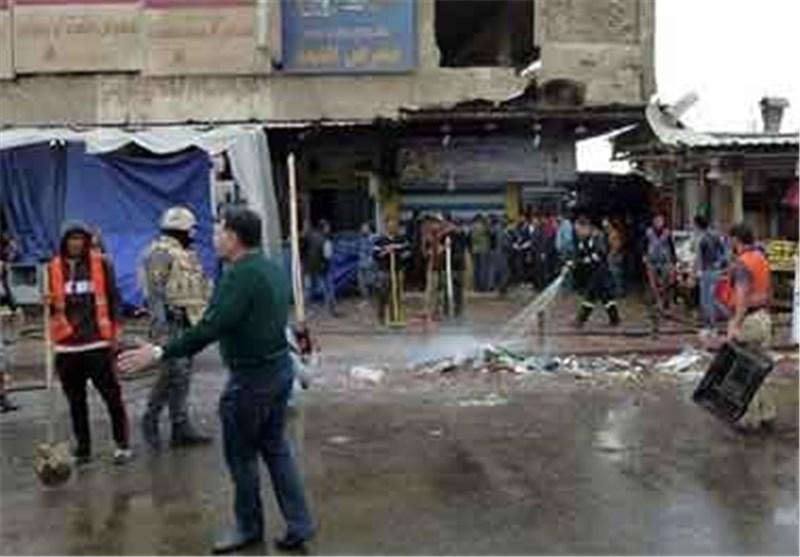 عشرات الضحایا فی تفجیرین انتحاریین فی منطقتی الکاظمیة والحسینیة بشمال بغداد