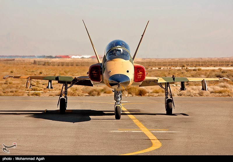 Saeqeh-2 fighter unveiled - IN PHOTOS