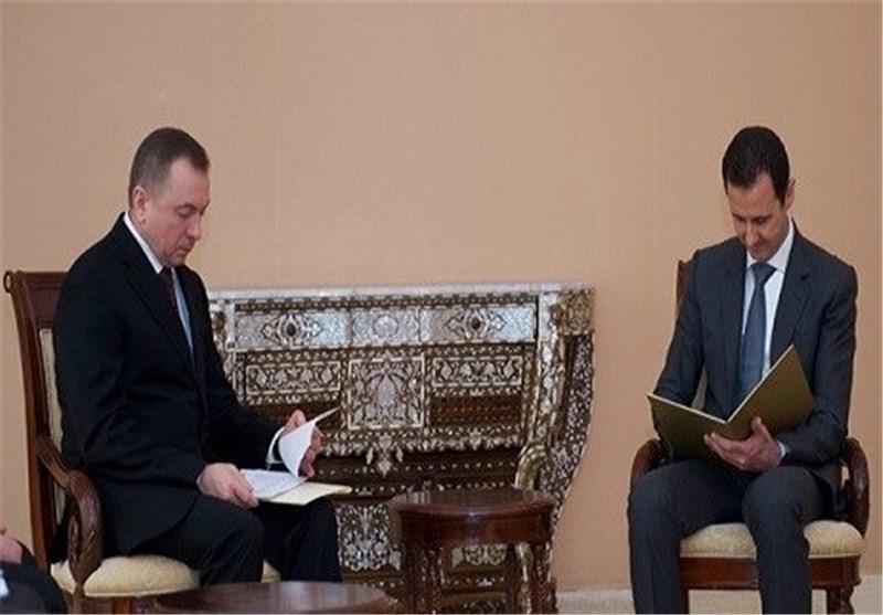 الرئیس بشار الأسد : سوریا ماضیة فی حربها ضد الإرهاب بالتوازی مع الحوار والمصالحات