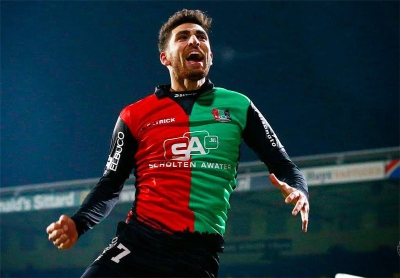 Azmoun and Jahanbakhsh Invited to Olympic Football Team
