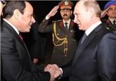 گفتوگوی پوتین با السیسی درباره اوضاع لیبی