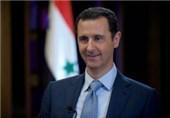 اسد چه زمانی وارد فرودگاه قاهره میشود