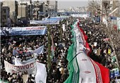 Iranians Hold Nationwide Rallies to Mark Islamic Revolution Victory