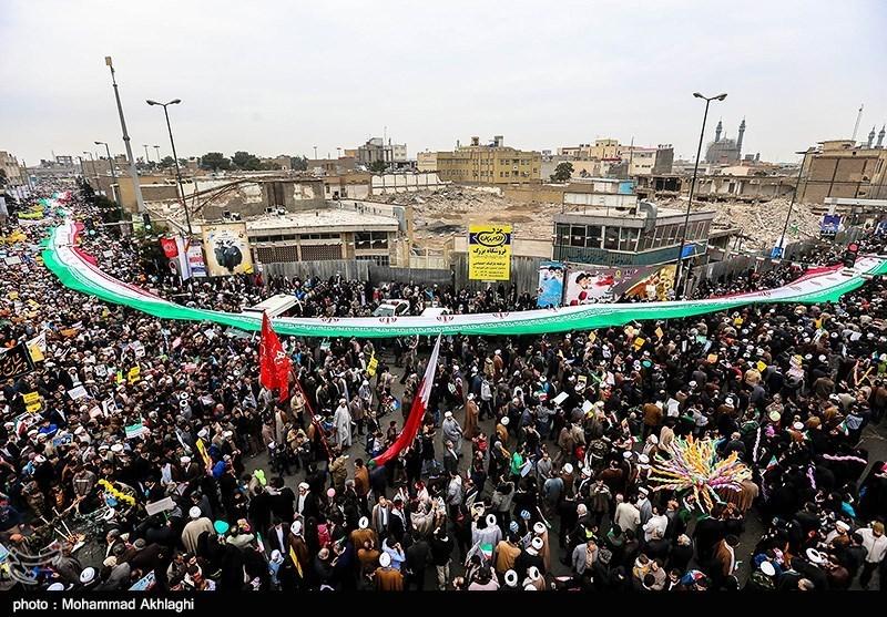 Revolution anniversary celebrated across Iran - IN PHOTOS