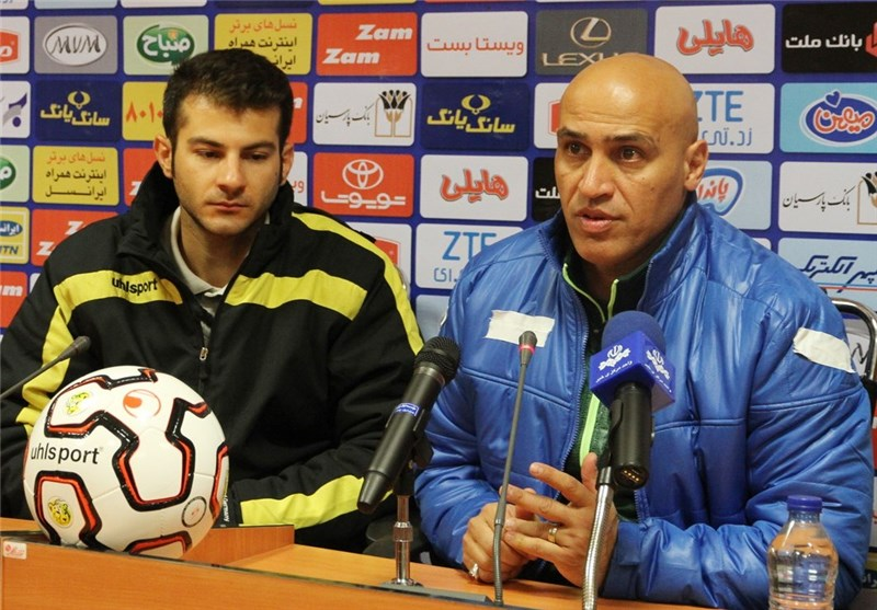 We Know What We Want, Iran's Naft Coach Mansourian Says