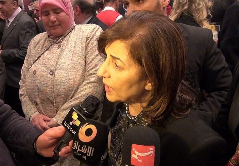 بثینة شعبان :الغرب توصل لقناعة بأن الحل السیاسی ضرورة فی سوریة